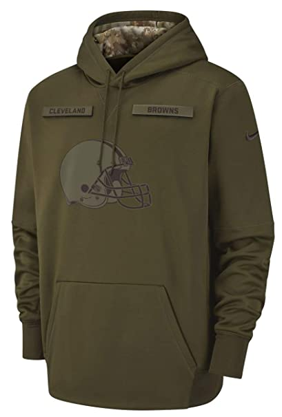 quality design 30dba 9cebb Amazon.com : Cleveland Browns 2018 NFL Salute to Service ...