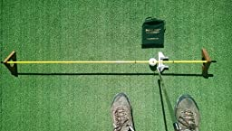 PuttAlign / World Class Golf Putting Aid / This Golf Training Aid Transforms Your Alignment Stick Into a Great Putting aid! Perfect Stocking Stuffer!