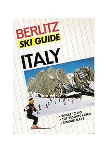 Berlitz Ski Guide Italy (Ski Guides) Patrick Thorne