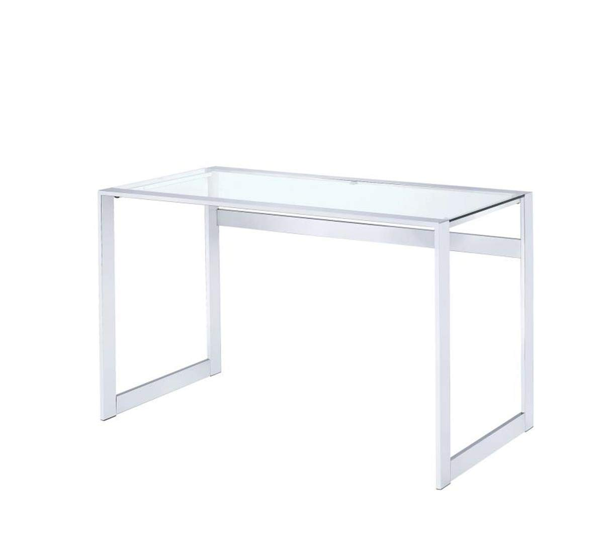 Coaster 800746 CO-800746 Writing Desk, Chrome by Coaster Home Furnishings