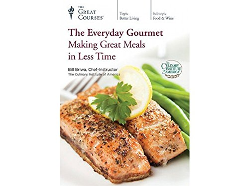 The Everyday Gourmet: Making Great Meals in Less Time (Spot Website)