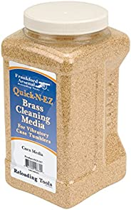 Frankford Arsenal Corn Cob Media for Case Tumbling, Ammo Reloading and Shooting Bags