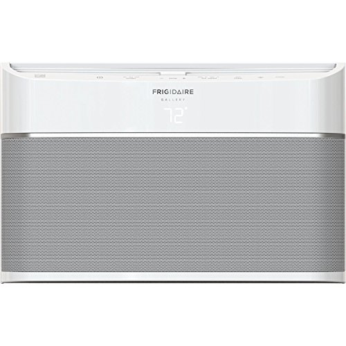 FRIGIDAIRE 12000 BTU Cool Connect Smart Window Air Conditioner w/WiFi Control, 12,000, White