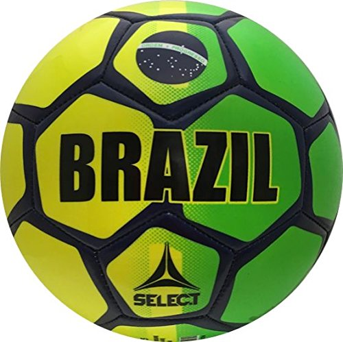 a816d119165 SELECT Brazil World Cup Country Soccer Ball - Size 5