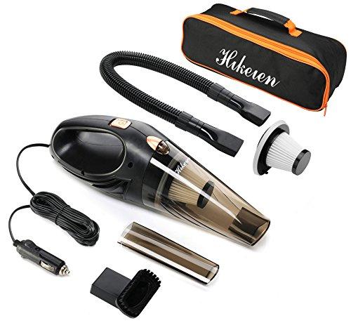 Car Vacuum Cleaner,Hikeren DC 12-Volt 106W Wet&…