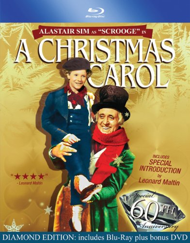 Amazon.com: Christmas Carol: 60th Anniversary Diamond Edition (Blu ...