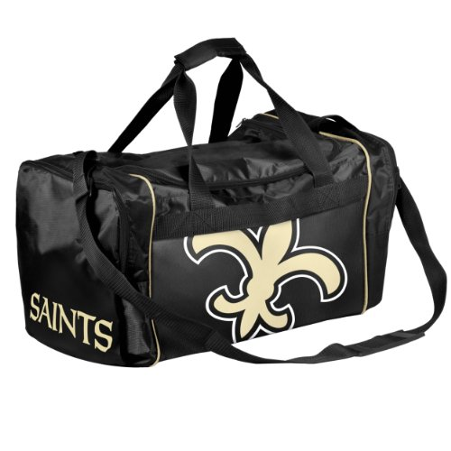 NFL New Orleans Saints Core Duffle Bag by Forever Collectibles
