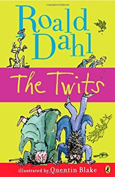 The Twits 0141322756 Book Cover