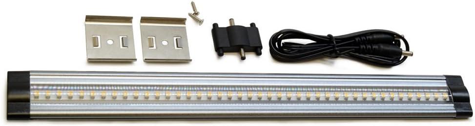 Lightkiwi K9235 12 inch Warm White Modular LED Under Cabinet Lighting Panel Power Supply Not Included