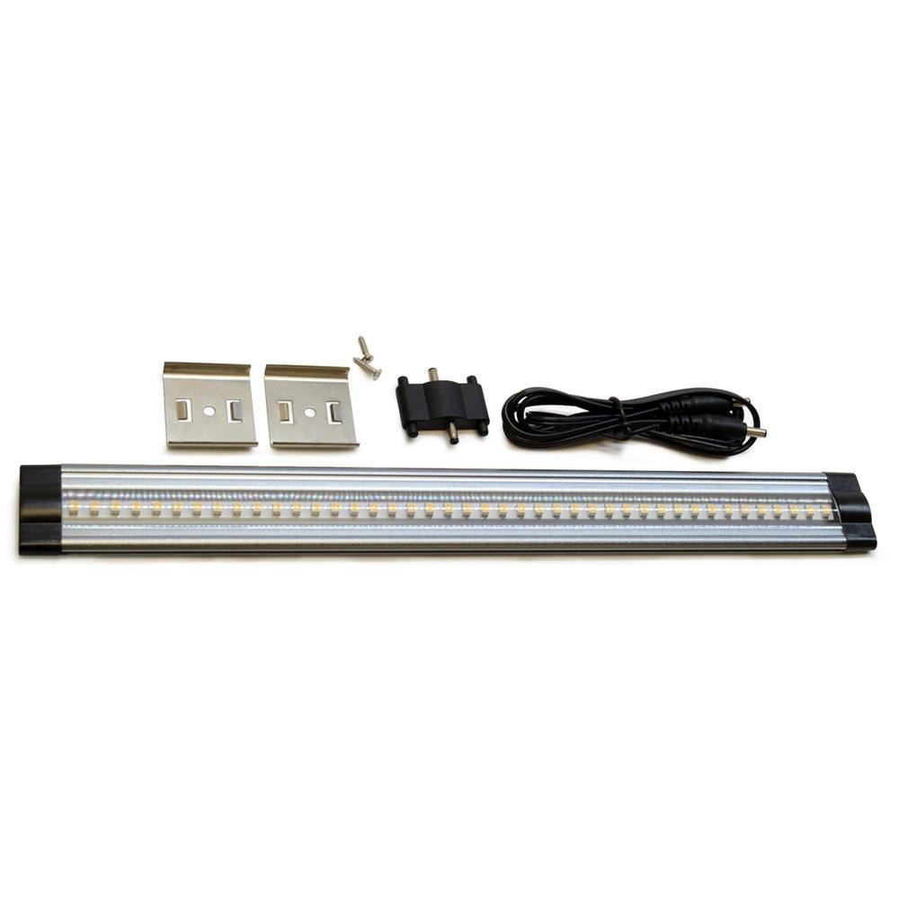 Lightkiwi K9235 12 inch Warm White Modular LED Under Cabinet Lighting Panel (Power Supply Not Included)