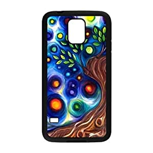Nymeria 19 Customized Tree Of Life Diy Design For Samsung Galaxy S5 Hard Back Cover Case DE-335 by icecream design
