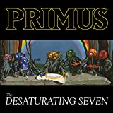 51c551iFb4L. SL160  - Primus - The Desaturating Seven (Album Review)