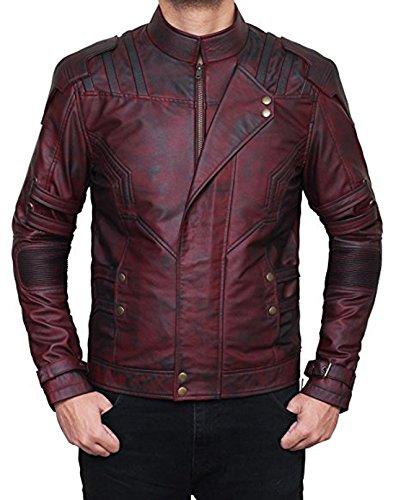 chaqueta guateada Chaqueta para hombre JNJ q58Zwza