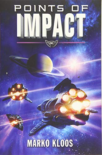 Book : Points of Impact (Frontlines) - Marko Kloos