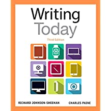 Writing Today (3rd Edition)