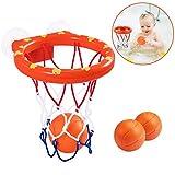 Best Bathtub Toy With Balls - Abeyc Kids Bath Toy Basketball Hoop & Balls Review