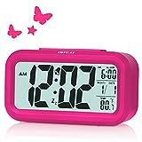 kids alarm clock - ZHPUAT Alarm Clock for Kids, 4.6