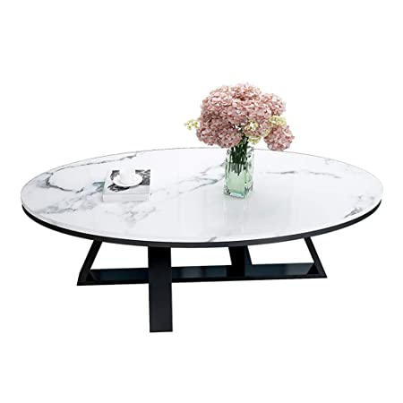 Tavolini Da Salotto Divani E Divani.Tavolini Da Caffe Ovale Rotondo Tavolino Basso Da Divano Da