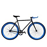 Zycle Fix ZF-BEAS-59 BEAST Fixed Gear Bike, 59cm/One Size Frame