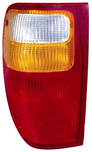 Depo 316-1912L-US Mazda Pickup/Ford Ranger Driver Side Replacement Taillight Unit without Bulb