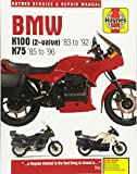 BMW K100 (2-Valve) '83 to '92 K75 '85 to '96 (Haynes Service & Repair Manual)