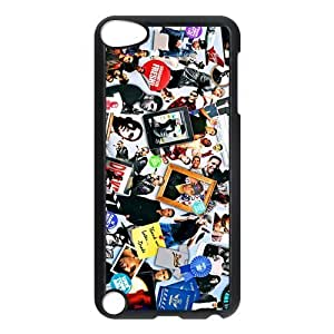 Customize Famous Singer Drake Back Cover Case for ipod Touch 5 Kimberly Kurzendoerfer