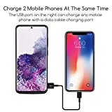 HQXHB Galaxy S20 Battery Case, 5000mAh Portable