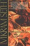A Suitable Boy, Vikram Seth, 0060925000