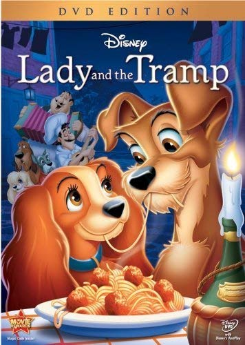 Lady and The Tramp DVD Larry Roberts
