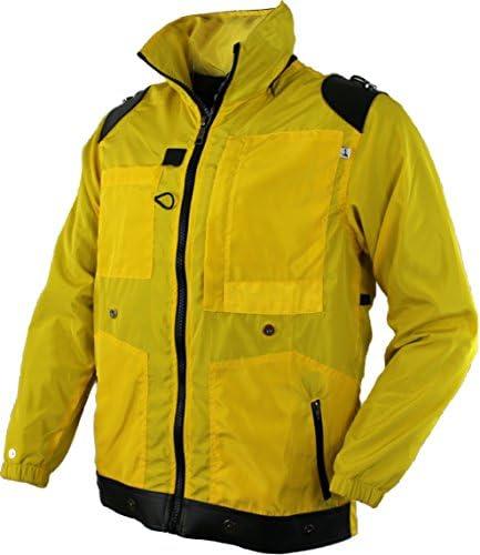 Jacket Convertible to Carry-On Shoulder Bag Backpack Bag Lightweight Travel Active