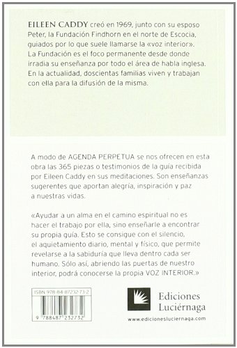 La Voz Interior (Spanish Edition): Eileen Caddy ...