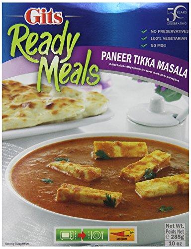 Gits Ready Meals, Paneer Tikka Masala, 1 - Paneer Tikka Masala Shopping Results