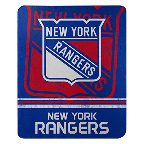 The Northwest Company NHL Fade Away Fleece Throw Blanket