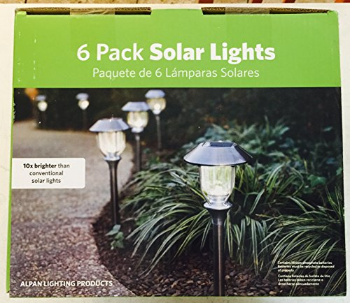 Alpan Solar Light in US - 5