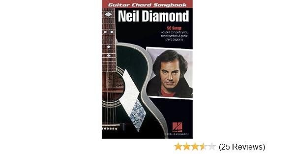 Amazon.com: Neil Diamond Songbook (Guitar Chord Songbooks) eBook ...