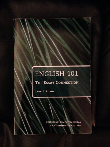 lynn z. bloom the essay connection Online download the essay connection 10th edition lynn z bloom the essay connection 10th edition lynn z bloom interestingly, the essay connection 10th edition lynn z.