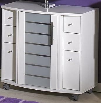 waschtischunterschrank mit rollen bestseller shop f r m bel und einrichtungen. Black Bedroom Furniture Sets. Home Design Ideas