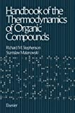Handbook of the Thermodynamics of Organic Compounds, , 9401079234