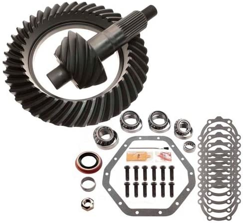 COMPATIBLE WITH GM 14 BOLT 10.5 3.73 RING AND PINION /& MASTER BEARING INSTALL KITCOMPATIBLE WITH