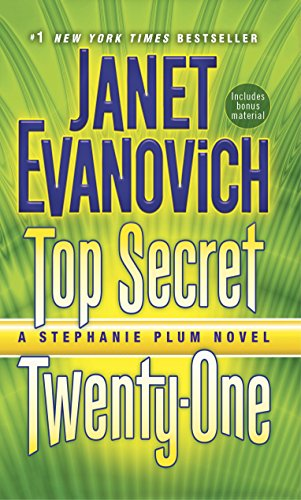 Top Secret Twenty-One: A Stephanie Plum Novel by [Evanovich, Janet]