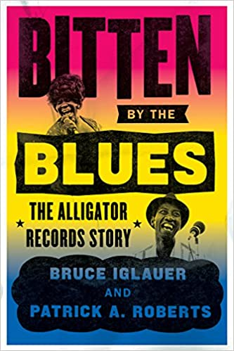 cover image of Bitten by the Blues