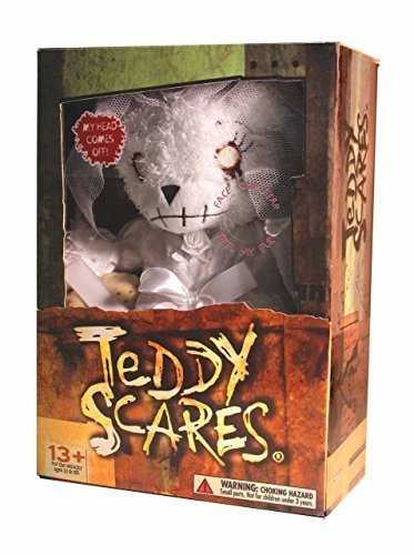 Limited Edition Teddy Scares Collectors Edition - Annabelle Wraithia 12in by Teddy Scares