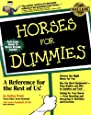 Horses For Dummies (For Dummies (Computer/Tech))
