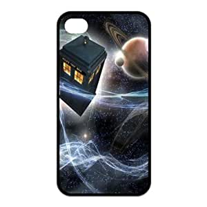 Doctor Who Custom Case For Iphone 4,4S (TPU)