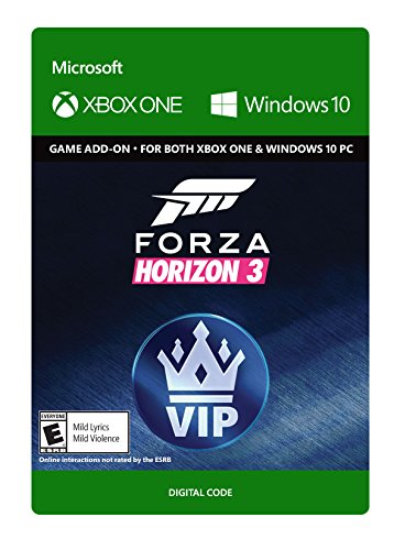 Forza Horizon 3 VIP - Xbox One / Windows 10 Digital Code