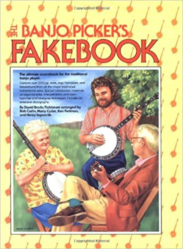 the banjo pickers fake book the ultimate sourcebook for the traditional banjo player