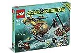 : Lego Aqua Raiders Set #7776 The Shipwreck
