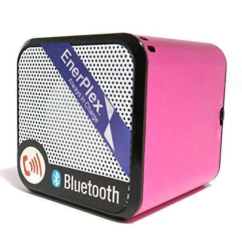 1 - Mini Bluetooth speakerc Pink