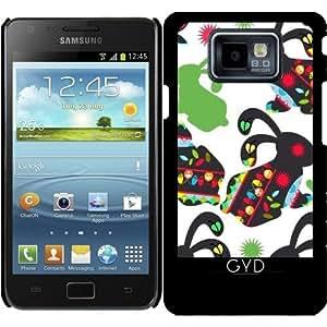 Funda para Samsung Galaxy S2 (GT-I9100) - Patrón De Los Animales by Luizavictorya72