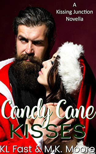 Candy Cane Kisses: A Christmas Novella (Kissing Junction, TX Book 3) - Story Cane Candy